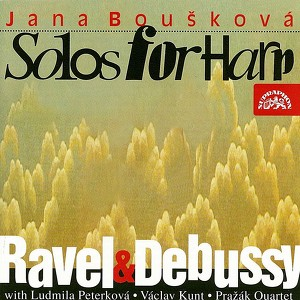 Jana Boušková - Ravel & Debussy: Solos for Harp