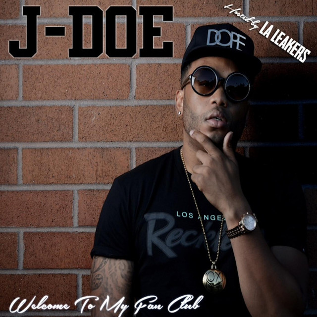 J-Doe Welcome to My Fan Club album cover