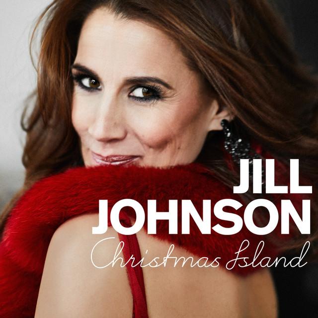 Skivomslag för Jill Johnson: Christmas Island