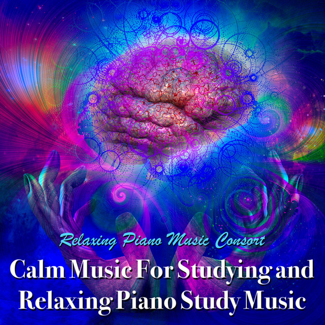 Calm Music for Studying and Relaxing Piano Study Music Albumcover