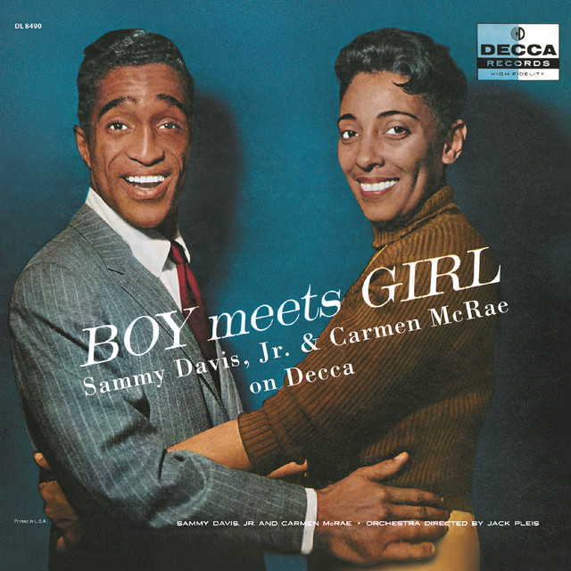 Kurrent music artist info boy meets girl sammy davis jr and carmen mcrae on decca stopboris
