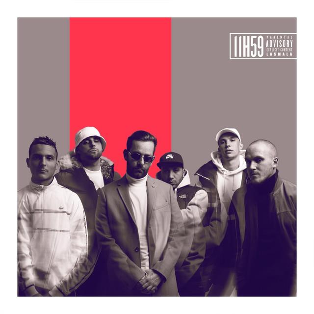 Album cover for 11h59 by La Smala