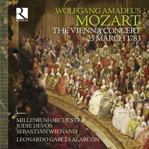 Mozart: The Vienna Concert Albümü