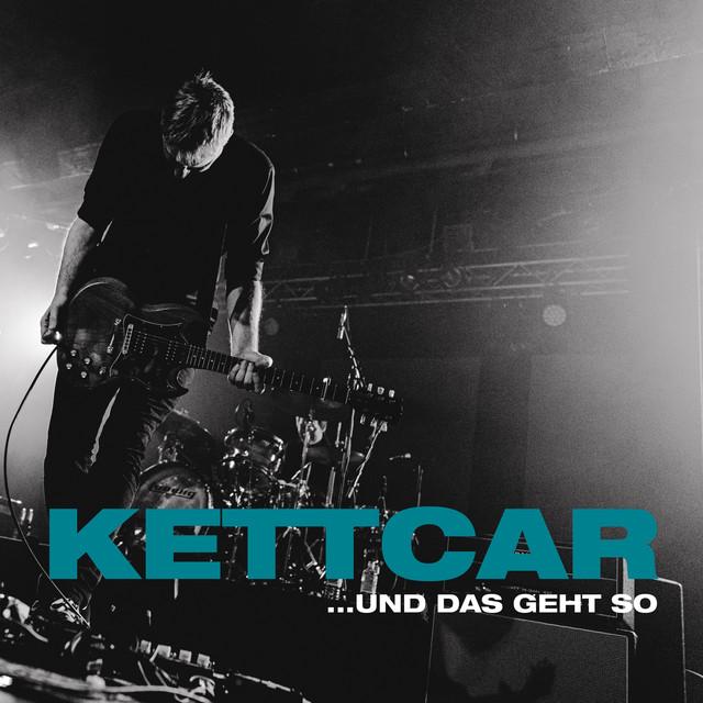 Album cover for ...und das geht so (Live) by Kettcar