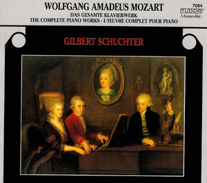Mozart: The Complete Piano Works Albümü