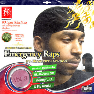 Tuamie - Emergency Raps, Vol. 3