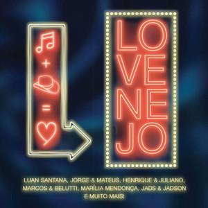Luan Santana Cantada - Ao Vivo cover