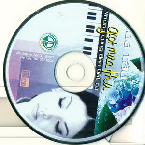 Giot Mua Thu Albumcover