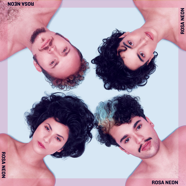 Album cover for Rosa Neon by Rosa Neon