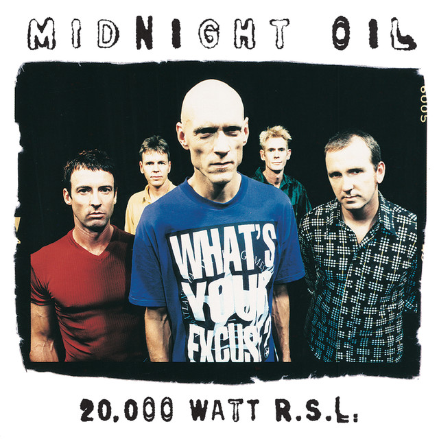 Beds Are Burning Remastered A Song By Midnight Oil On Spotify