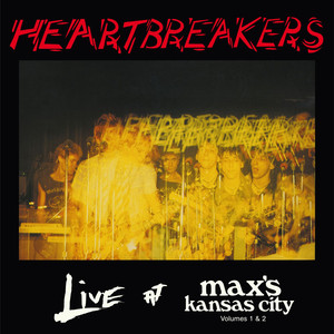The Heartbreakers, Johnny Thunders So Alone cover