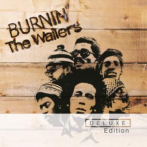 Burnin' (Deluxe Edition) Albumcover