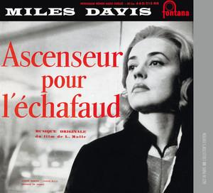 Ascenseur Pour L'Echafaud Albumcover