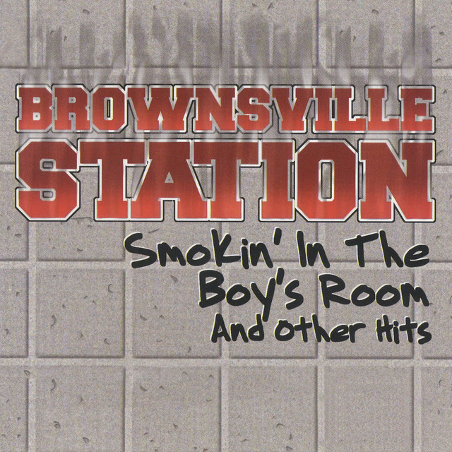Smokin' In The Boys Room cover
