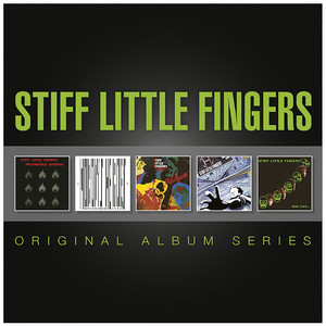 Stiff Little Fingers Falling Down cover