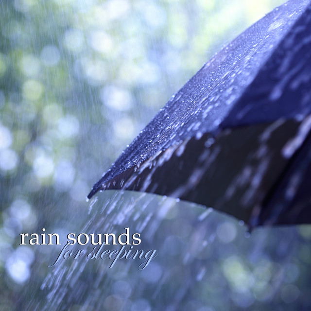 Rain Sounds for Sleeping - Rain Drops Sound Effects, Thunderstom Sounds and Relaxing Meditation Music Collection Albumcover