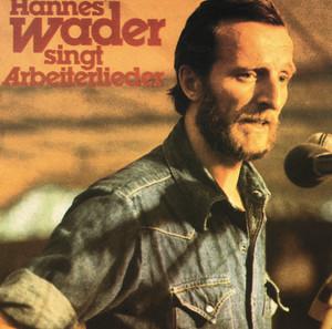 Hannes Wader singt Arbeiterlieder Albumcover