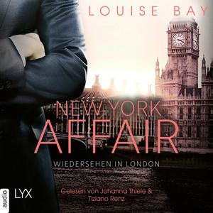 Wiedersehen in London - New York Affair 2 (Ungekürzt) Audiobook