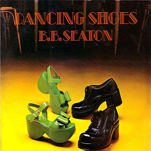 B.B. Seaton Dancing Shoes album cover