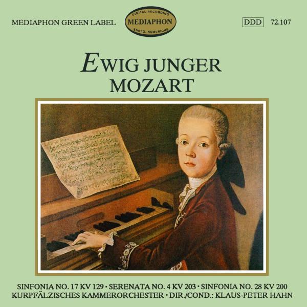 Ewig Junger Mozart