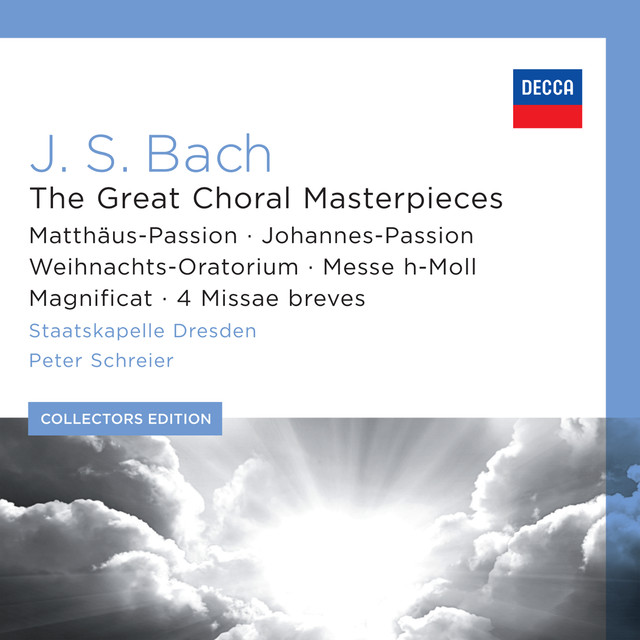 J.S. Bach: The Great Choral Masterpieces