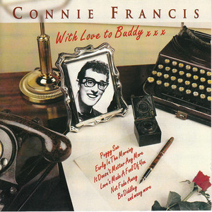 Connie Francis Maybe Baby cover