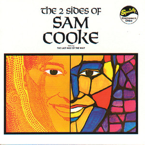 The 2 Sides Of Sam Cooke Albumcover