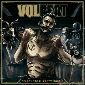 Volbeat Goodbye Forever cover