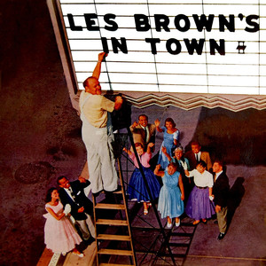 Les Brown's in Town album