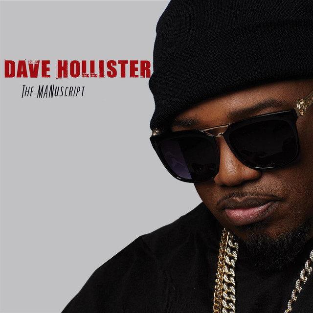 Album cover for The MANuscript by Dave Hollister