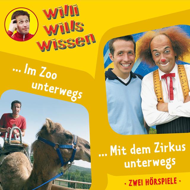 Folge 5: Im Zoo unterwegs  -  Mit dem Zirkus unterwegs Cover
