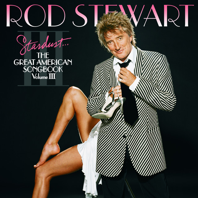 Stardust...The Great American Songbook III Albumcover