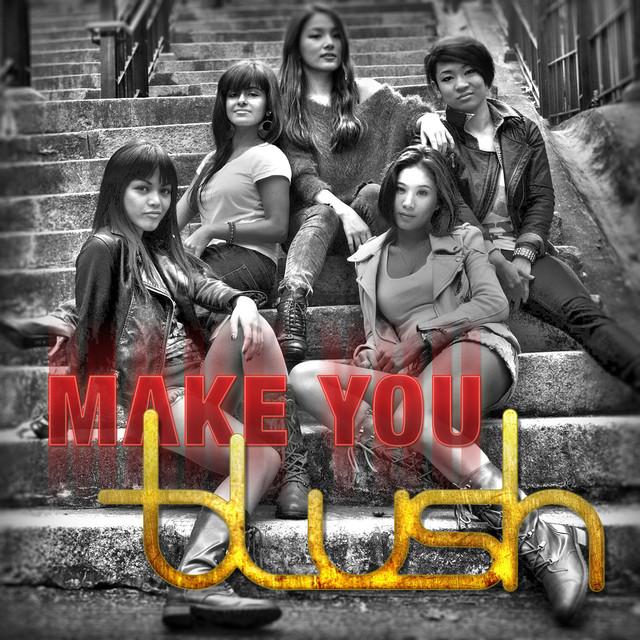 Blush Make You Blush album cover