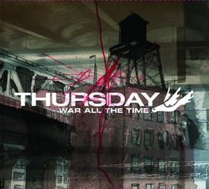 Thursday War All the Time cover
