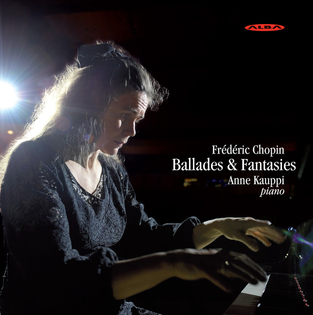Chopin, F.: Ballades and Fantasies Albumcover
