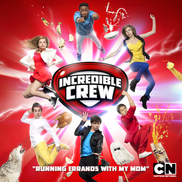 Running Errands With My Mom (from Incredible Crew) [Karaoke Version