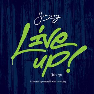 Live Up - EP - J Boog