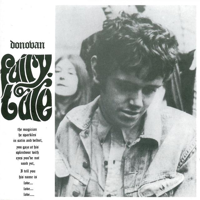 Donovan Fairytale album cover