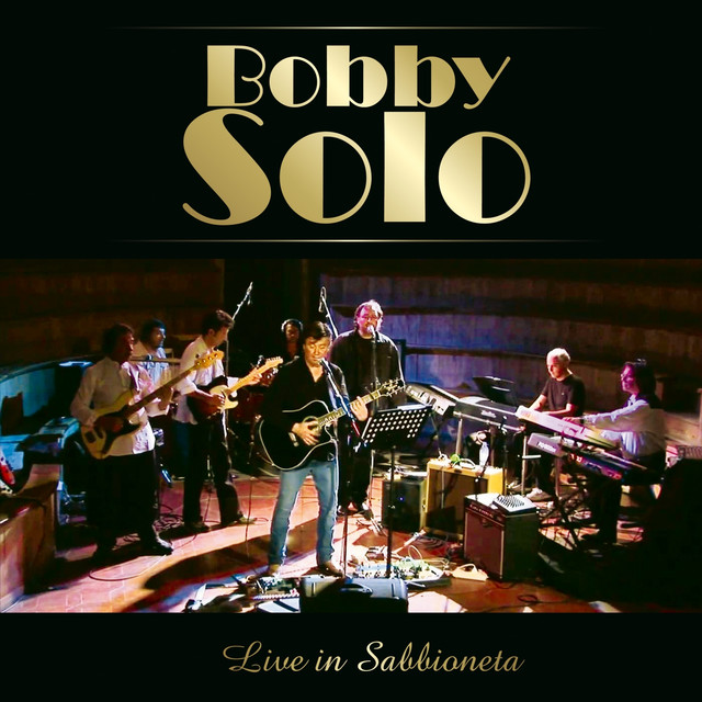 Blue Suede Shoes - Live, a song by Bobby Solo, Roberto Bobo ...