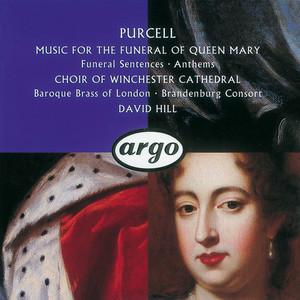 Purcell: Funeral Sentences album