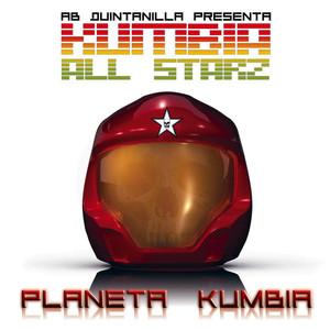 A.B. Quintanilla III, Kumbia All Starz Me Pase De Copas cover