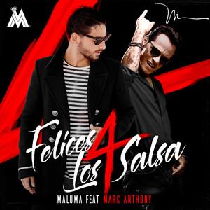Felices los 4 (Salsa Version) Albümü