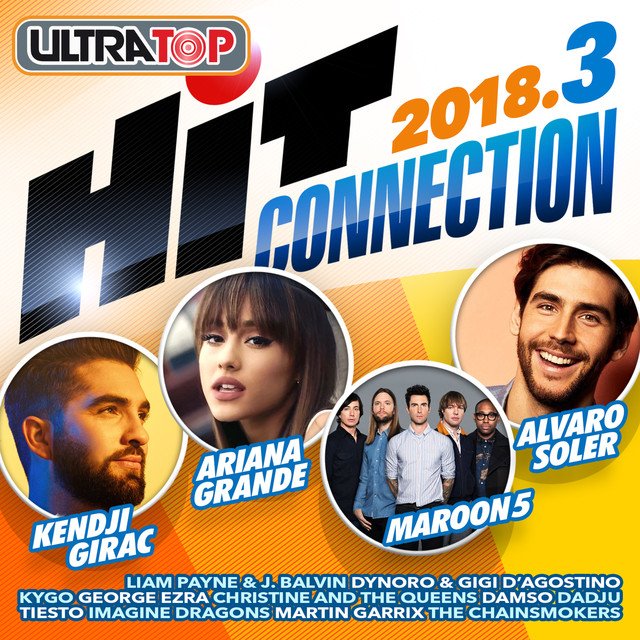 Ultratop Hit Connection 2018.3 album cover