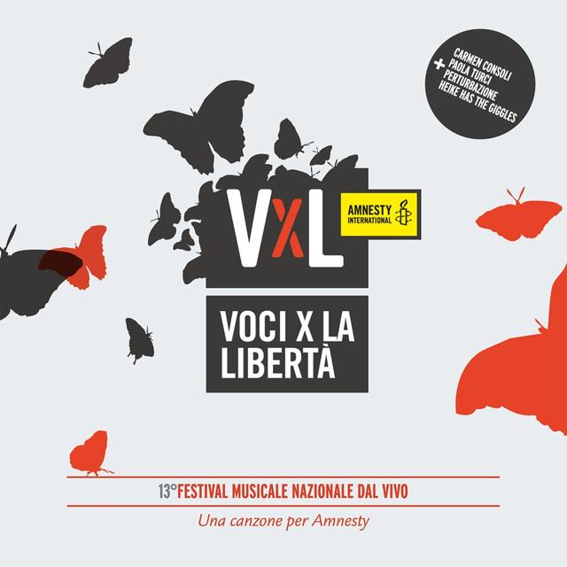 Various Artists Voci x la libertà (Una canzone per Amnesty 2010) album cover
