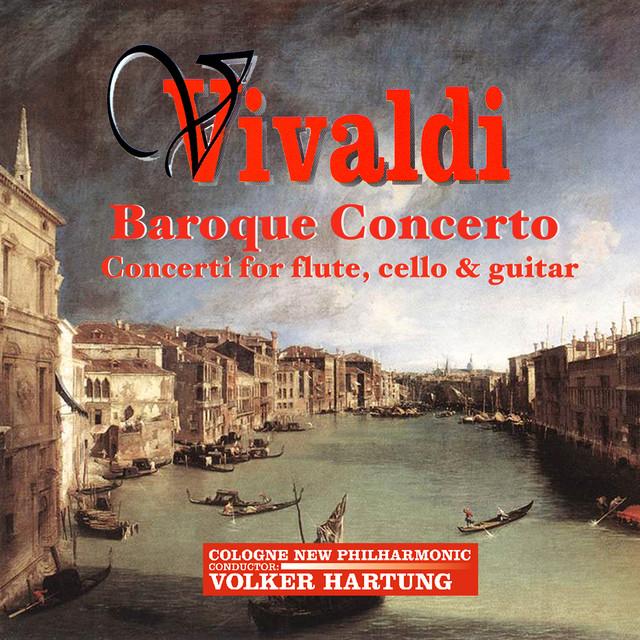 Vivaldi: Baroque Concertos Albumcover