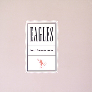 Eagles The Girl From Yesterday cover