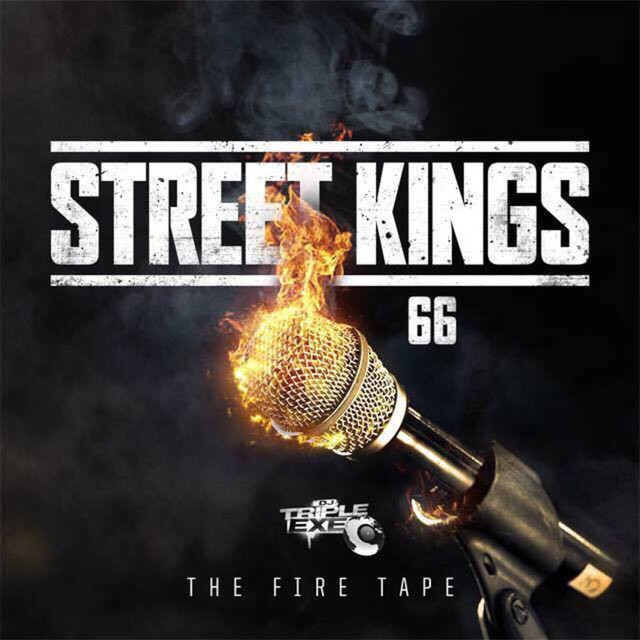 Album cover for Street Kings 66 (Deluxe) by DJ Triple Exe