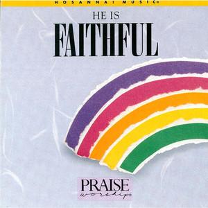 He Is Faithful album