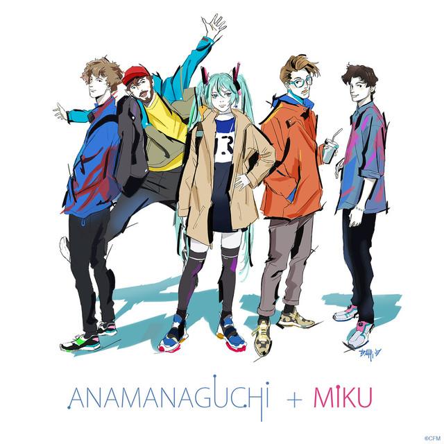 Anamanaguchi feat. Hatsune Miku
