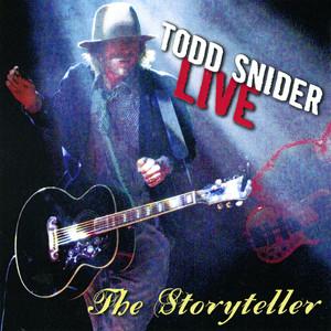 Todd Snider Live: The Storyteller album